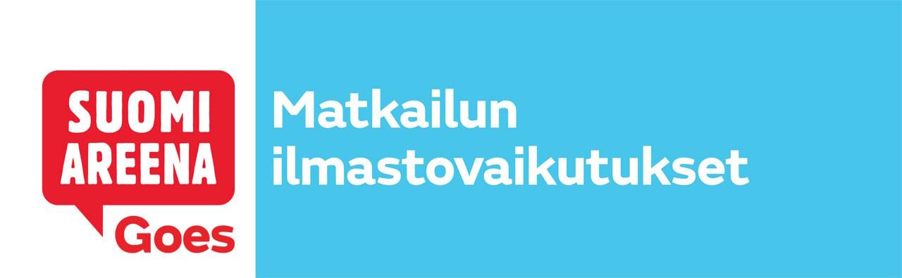 Suomi Areena goes Matkailun ilmastovaikutukset